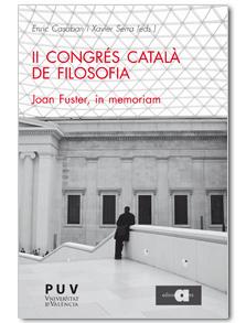 Portada del II Congrés Català de Filosofia